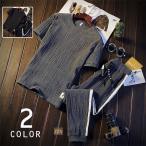 ショッピングジャージ ジャージ 上下セット セットアップ メンズ トレーニングウェア 半袖tシャツ 長ズボン tシャツ ロングパンツ ウェストゴム 夏物