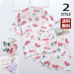 甚平 レディース 上下セット パジャマ 夏服 女性用 ショートパンツ 可愛い ルームウェア 部屋着 ナイトウェア