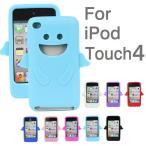 iPod touch4 ケースカバー 天使