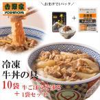 吉野家 冷凍牛丼の具10袋+牛ごぼうそぼろ1袋セット