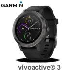 ガーミン  vivoactive 3 010-01769-71    (ブラックスレート)(ガーミン正規品)