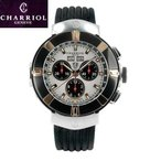 (今ならTポイント最大29倍!)シャリオール (CHARRIOL)セルティカクロノ メンズウォッチ  腕時計 C44P.173.003