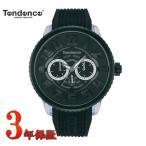 Yahoo!時計・宝石のヨシイテンデンス フラッシュ ブラックモデル LED搭載  (TENDENCE FLASH )    男女兼用  腕時計 TY561001  3年保証