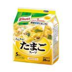 (まとめ) 味の素 クノール ふんわりたまごスープ5P/1袋〔×10セット〕