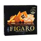 (まとめ)三立製菓 フィガロ 1箱(23個)〔×10セット〕