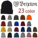 BRIXTON ブリクストン ニット ビーニー ニット帽子 HEIST BEANIE 22色