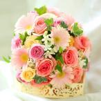 ブライダルブーケ 生花 ラウンドブーケ ウェディング カラフル ブーケ ブートニア セット ピンク オーダーメイド 結婚式