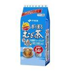 麦茶 ティーバッグ 水出し 伊藤園  香り薫るむぎ茶 8g×54袋×10個×2ケース