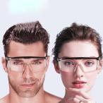 ゴーグル メガネ ウイルス 眼鏡 コロナ ウイルスカット 感染対策 飛沫予防 ウイルス 感染予防 男女兼用 飛沫 感染 対策 感染予防 通勤 電車 軽量 bj-bh-0022