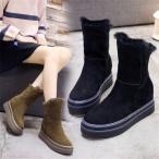 ムートンブーツ ショート ファーシューズ 靴 ムートン レディース ブーツ ショートブーツ 黒 フラット レディース ボア 防寒 ムートンブーツ ロング 暖かい 美脚