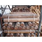 丸太 タナリス注入自然 φ70-110x3000 20kg