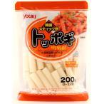 トッポギ 国産米粉100%  韓国スティック餅 200g