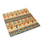 バンダナ(55×55cm) ハンカチーフ スカーフ お弁当包み 正方形 プレゼント ドリームキャッチャー