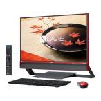 NEC デスクトップパソコン LAVIE Desk All-in-one DA770/FAR PC-DA770FAR [クランベリーレッド]