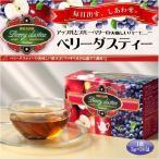 ベリーダスティー Berry dastea 紅茶ブレンドティー 3g×24包 【どっさり/スッキリ/お茶/ベリーダスティー/】(10034932)