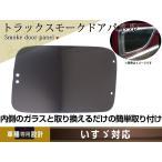 いすゞ ギガ フォワード 320 安全窓 スモーク内窓用 透明