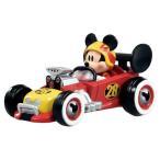 トミカ ディズニー ミッキーマウスとロードレーサーズ MRR-01 ホット・ロッド ミッキーマウス  4904810119890