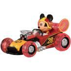 トミカ ディズニー ミッキーマウスとロードレーサーズ MRR-09 ホット・ロッド ミッキーマウス スーパーチャージタイプ 4904810128137