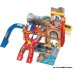 カーズ トミカ アクションコース ビッグクロスサーキット おもちゃ トミカ ミニカー