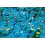 ジグソーパズル 1000マイクロピース 日本風景 モネの池 [M81-564] 4977524815648