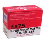 APSスーパーグランドマスターBB弾 500発入り