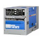 デンヨー 超低騒音型ディーゼルエンジン溶接機 DLW-400LSW(2人使用)