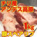 豚スペアリブ チリ産 業務用 1kg
