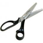 ピンキングはさみ KAWAGUCHI カワグチ ピンキングはさみ 215mm  03-240 はさみ・カッター ピンキングばさみ 手軽に紙細工 手芸 扱いやすい