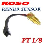 【正規品】KOSOテンプメーターセンサー1/8ピッチCBR400RR(NC23/NC24/NC29)フォルツァ (MF06/MF08)
