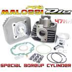マロッシ(MALOSSI)ヘッド付ボアアップ71.8cc/47mm ディオSR(AF18AF25)スーパーディオZX(AF27AF28)スタンドアップタクト (AF24AF30AF31)【カーボンリード板付】