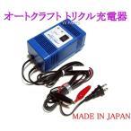 【超高品質国産品】オートクラフトトリクル充電器/維持充電器フュージョンフォルツァフェイズPCX125PCX150ディオ110ズーマーX等に
