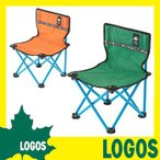 折りたたみ椅子 ロゴス LOGOS タイニーチェア イス 折り畳み椅子 折りたたみチェアー レジャーチェアー コンパクト 軽量 背もたれ付き キャンプ アウトドア