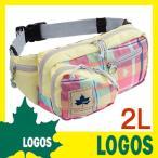 ボディーバッグ ロゴス LOGOS CADVEL-Design・Hip (AE・check) ボディバッグ ワンショルダーバッグ 斜めがげバッグ 斜め掛けバッグ ヒップバッグ