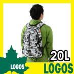 CADVEL-Design20 (カモフラ) リュックサック バックパック 旅行バッグ 旅行カバン LOGOS ロゴス 軽量 おしゃれ トレッキング ハイキング コンパクト 20L