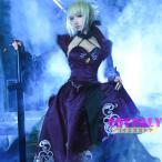 Fate/Grand Order セイバーオルタ コスプレ アルトリア・ペンドラゴン オルタ コスプレ 衣装 ドレス FGO コスプレ 18cs211