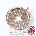 チャーム 方位磁石 ゴールド 15mm 4個 4ヶ 方位磁針 コンパス 真鍮 アクセサリーチャーム 羅針盤 磁気コンパス 道具 バッグチャーム 約1.5cm