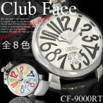 【ケース付き&送料無料♪】◇腕時計 ビッグフェイスマットタイプ ベルト ウォッチ メンズ 男性用◇CF-9000RT