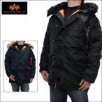 アルファ ジャケット ALPHA INDUSTRIES (アルファ インダストリーズ) メンズ N-3B フライトジャケット スリムフィット N 3B ジャケット 全2色 MJN31210