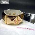 【セール商品】 Joyrich(ジョイリッチ) スタッズブレスレット BIG STUDD BRACELET JOY-U1078GD