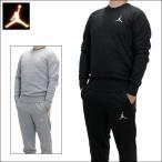 ジョーダン セットアップ NIKE JORDAN (ナイキ ジョーダン) メンズ スウェット上下セット トレーナー スウェットシャツ パンツ 全2色 823068-823071