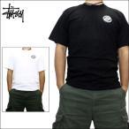 ステューシー Tシャツ STUSSY (ステューシー) メンズ 半袖Tシャツ プリント 半袖 Tシャツ ロゴ Tシャツ 全2色 1903898