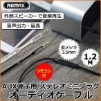 【送料無料】高音質、3.5mmステレオミニプラグ(オス)