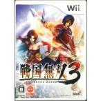 中古Wii 通常版 戦国無双3