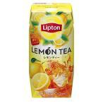 リプトン レモンティー 200ml [紅茶飲料 紙パック ドリンク 飲み物 常温保存]×24本