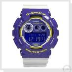 送料無料 【CASIO】 G-SHOCK Gーショック  腕時計 パープル GD-120CS-6DR 海外モデル
