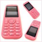 スマホ子機 Bluetooth接続 mini R phone 2 FMラジオ 音楽 動画 再生 多機能 接続マーク取得済 ピンク