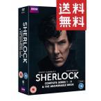 Sherlock シャーロック Series 1-4 Abominable Bride Box Set DVD