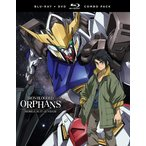 Mobile Suit Gundam  Iron-Blooded - Ssn One Pt 1  Blu-ray   Import