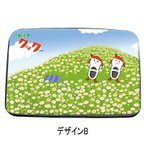 うわばきクック カードケース デザインB