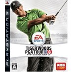 タイガーウッズ PGATOUR 09 (英語版)